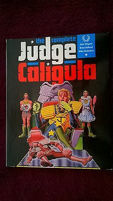 THE COMPLETE JUDGE CALIGULA by John Waner, Brian Bolland & Mike McMahon