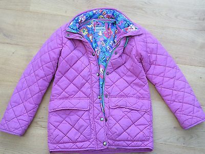 Joules Girls Coat - Age 11-12