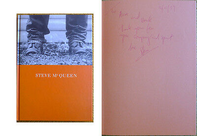 STEVE McQUEEN SIGNED !!-ICA - KUNSTHALLE  1999 - GOING PLACES - REYNOLDS GALLERY