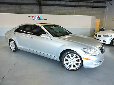 2007 Mercedes-Benz S-Class S550 Luxury 2007 Mercedes-Benz S550 MINT CLEAN! LOADED! WE HAVE 3 TO CHOOSE FROM!SEE DETAILS