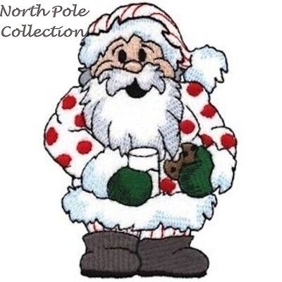 North Pole Collection - Machine Embroidery Designs On Cd