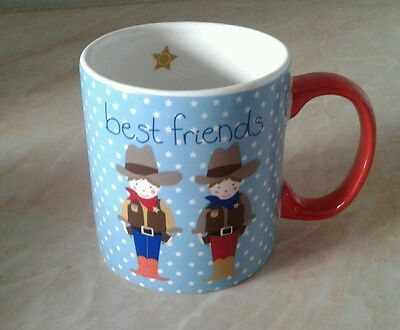 BEST FRIENDS gift mug