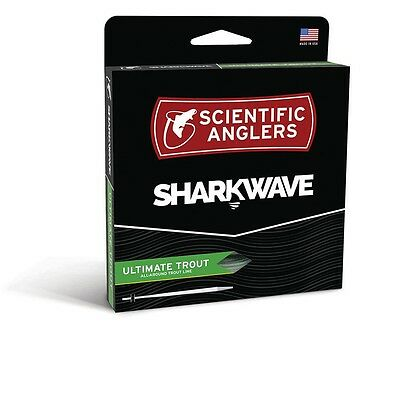 Scientific Anglers Sharkwave Series - Ultimate Trout Fly Line