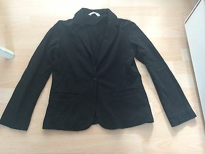H&M Jacket Black 12-13 Years
