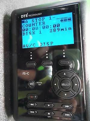 DTE Technology FS-C HD Disk Recorder