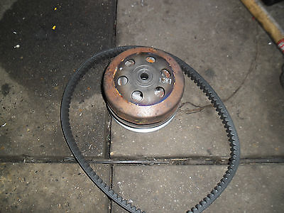 Honda Sgx50 Sky Clutch Bell Complete Moped Scooter