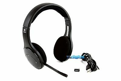 New Logitech Wireless Headset H800 for PC Tablets & Smartphone Bulk Packaging!