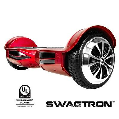 SWAGTRON T3 Bluetooth  scooter BNIB Red RRP $599.00