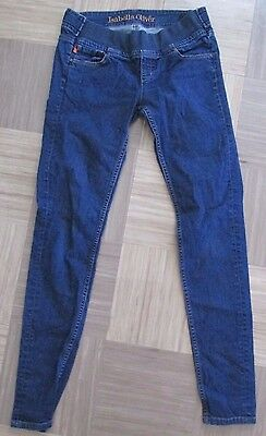 Authentic ISABELLA OLIVER Blue Maternity Skinny Jeans Size 25