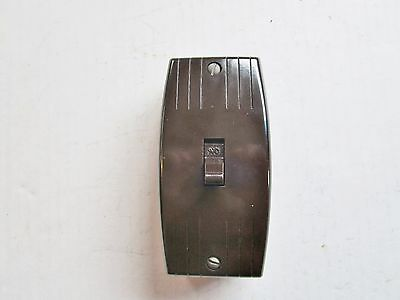 BRYANT Switch and Mounting Box Cover Surface Mount Bakelite Free Shipping