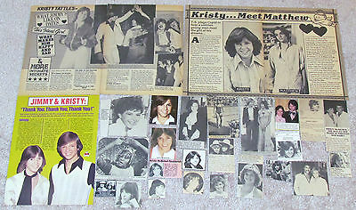 Kristy McNichol (Family; Empty Nest) Magazine Clippings