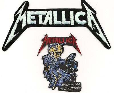 Metalica Patches