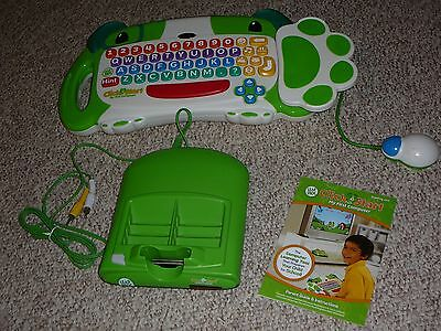Leap Frog Click Start My First Computer