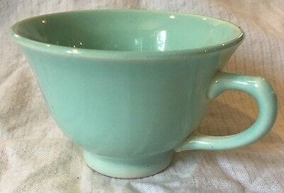 LuRay Pastels Surf Green Footed Cup TS&T