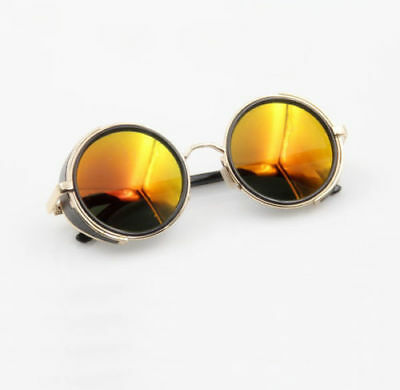HELLSING Alucard Vampire Hunter Tailored Anime Cosplay Glasses Orange Sunglasses
