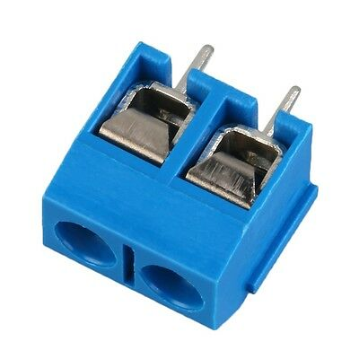 KF301-2P 5.08mm Pitch 2 Pin Terminal Screw Block Connector 300V/16A(14-22AWG) VE