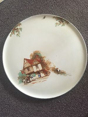 Tunstall Large Cake Plate