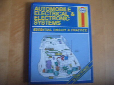 Automobile Electrical & Electronic Systems  Haynes Manual