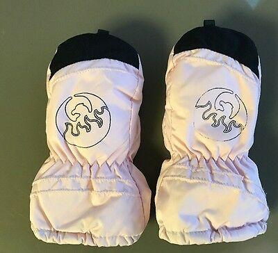 Waterproof And Warm Mittens 2-3 Years