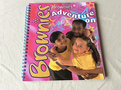 Girl Guide Books - Brownie Guide Adventure On Book