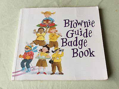 Vintage Girl Guide Books - Brownie Guide Badge Book