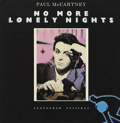 """No More Lonely Nights Paul McCartney and... UK 12""""  record (Maxi)"""