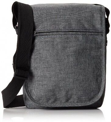 Everest Utility Bag With Tablet Pocket, Charcoal, One Size