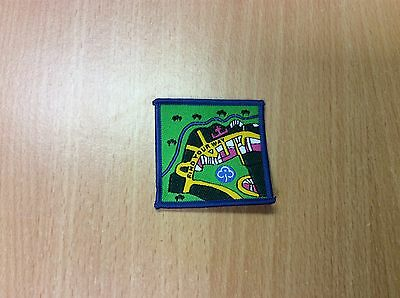 Girl Guide Badges - Guide Badges -  Find Your Way