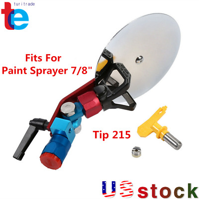 """Universal Spray Guide Accessory Tool For Titan Wagner Graco Paint Sprayer 7/8"""""""