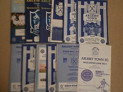 ARLESEY TOWN v BRENTWOOD TOWN 2007/08 FA CUP
