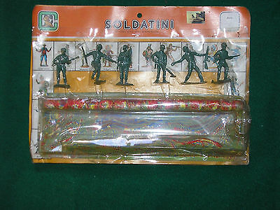 Blister Soldatini Toy Soldier Canè Giocattoli Marines scala 1:32