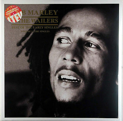 Bob Marley - Best Of The Early Singles Vol.1 (Ltd 2 x Green&Yellow Vinyl)