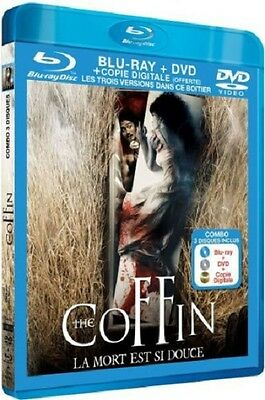 Combo Blu Ray + DVD   //   THE COFFIN   //  NEUF sous cellophane