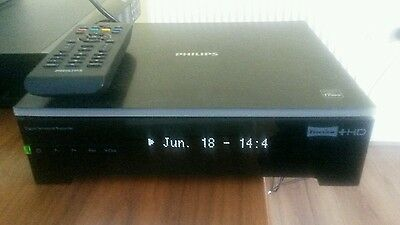 Philips HDT8520 500GB HD Digital Freeview Recorder