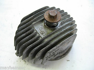 Yamaha Xs250 Engine Oil Filter Cover Casing