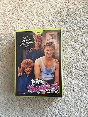 Topps ' Neighbours  '  Cards  1988 Cards 1-33