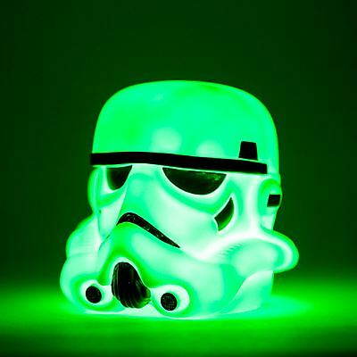 Star Wars Stormtrooper Illumi-Mate Couleur Changeante Led Lampe Veilleuse
