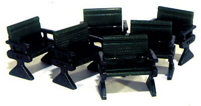 Aristo-Craft 29700 Chair kit for Caboose (6)