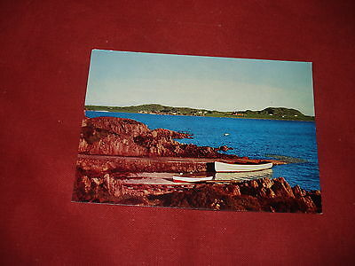 VINTAGE SCOTLAND: IONA from Fionnphort colour