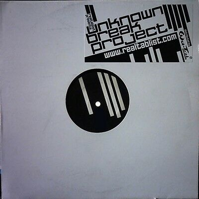 DJ Lamont - Unknown Break Project Vinyl LP a0121798cd