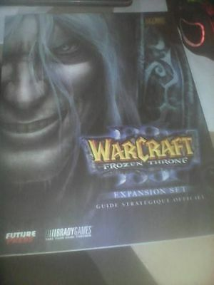 guide officiel warcraft 3 the frozen throne