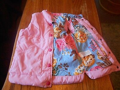 JOULES GIRLS GILLLET Pink - 8 Years