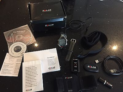 Polar RS800CX GPS - Brand new, Unused. Would Make A Brilliant Gift