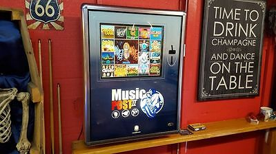 Digital MP3 Touchscreen Jukebox With Games System And Full Support