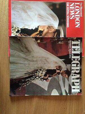Charles And Diana Royal Wedding Magazines (2)