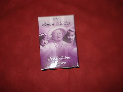 ROYALTY: Queen Mother figurine BOXED