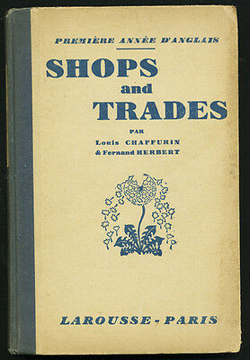 Shops and Trades