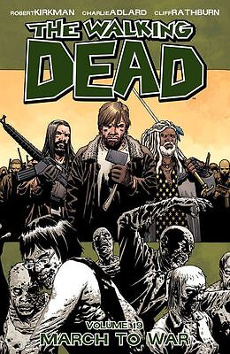Walking Dead - Vol 19 March to War - TP Graphic Novel