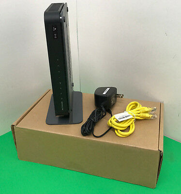 NETGEAR Cg3000d Docsis 3.0 Cable Modem and Wireless N Router