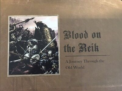 Blood on the Reik Black Library book Buch RARE 2005